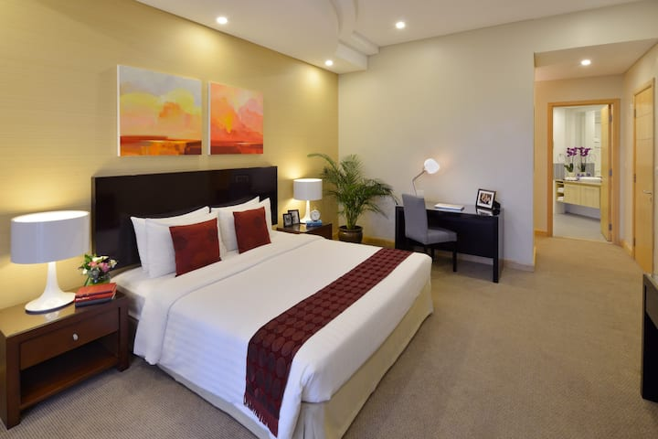 Somerset Al Fatah Bahrain, 3 Bedroom Classic