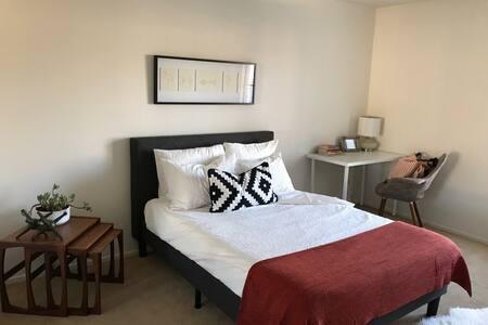 Private modern cozy room