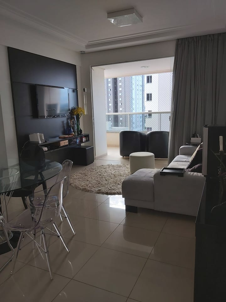 Apartamento completíssimo em Rondonópolis-MT
