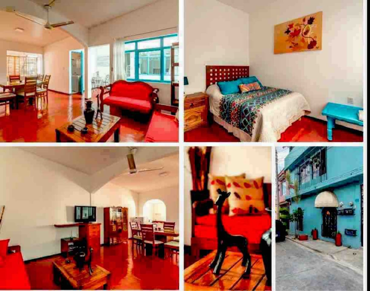 Nice and private apartment close to Santo Domingo and Zocalo.