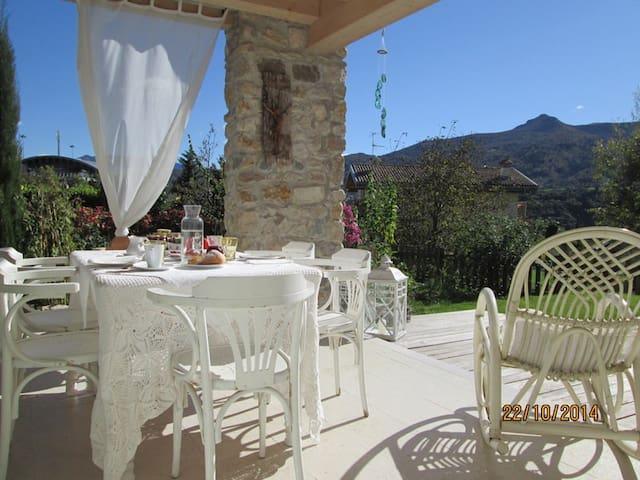 Vacanza in Casa Storica - Brentonico - Appartement