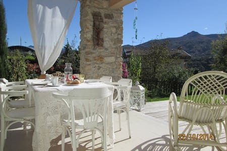 Vacanza in Casa Storica - Brentonico - Apartamento