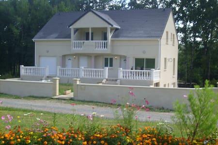 Appartement neuf T3 66 m² en rez de jardin. - Varetz