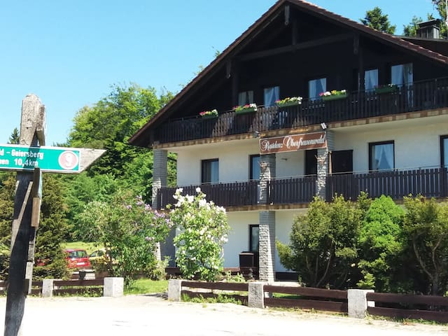 Wohnung Bayernblick - Erholung im Bayrischen Wald