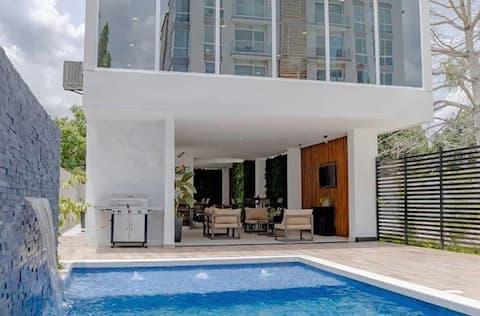 Luxury loft ,Mountain View (lujoso penthouse )