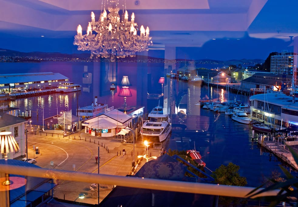Admirals Penthouse Lounge view