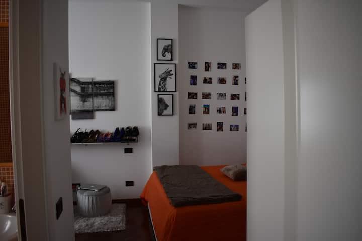 Moderno e silenzioso appartamento in Brera