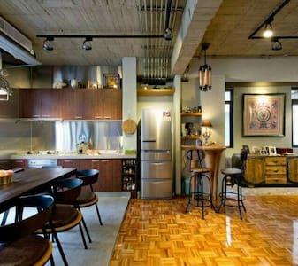 Wu's Loft Apartment bnb 吳公寓 - 苓雅區
