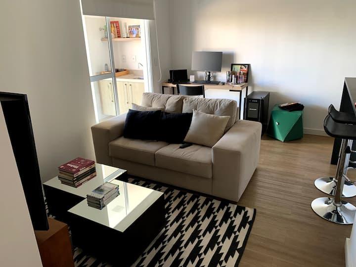 Apartamento Mobiliado no Cambuí - UNIC