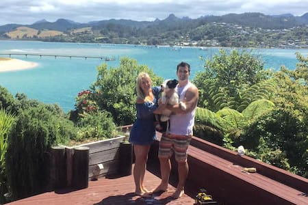 Luxury Waterfront PARADISE - steps from the beach - Tairua