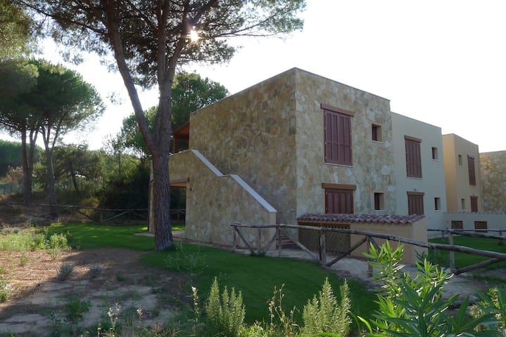 Splendida casa al mare nel verde - Narbolia