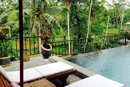 ✾ FANTASTIC OFFER! breakfast, pool, super view ✾ - Ubud