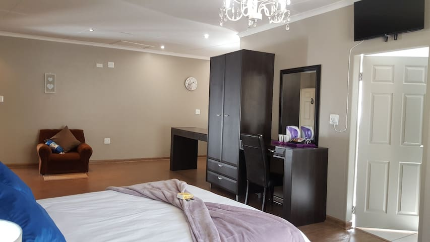 Luxury accommodation at an affordable price.