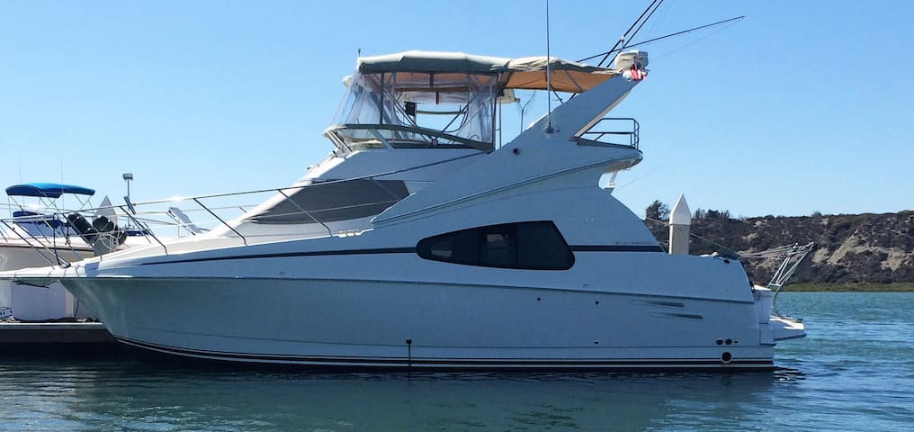 35' Boat Charter - Dana Point, CA - Dana Point - Boat