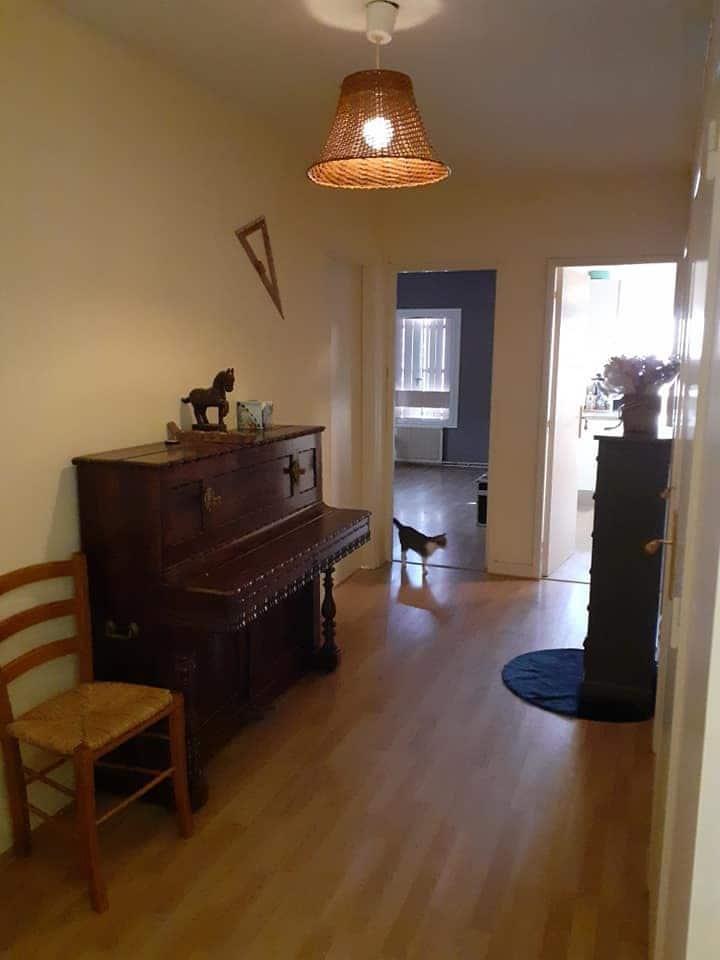 Appartement en toute simplicité.