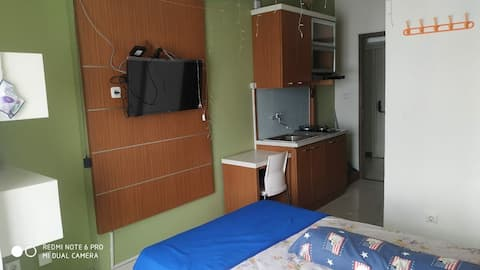 Studio Apartment at Easton Apartment Jatinangor
