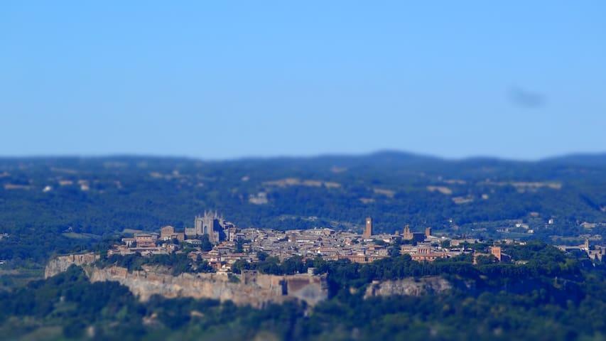 MONOLOCALE in Fattoria (Agriturismo PoggioBoalaio) - Orvieto - Apartamento