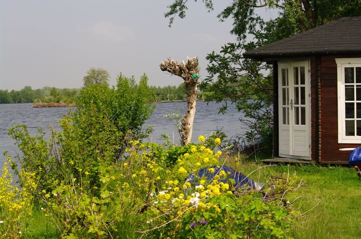 Unique Island in lake near Amsterdam - Vinkeveen - Sziget