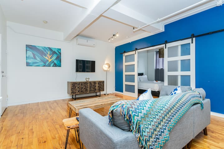 Spacious 2BR Business/Relocation ★★★★★