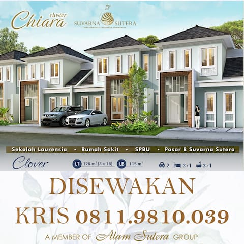 For Rent a New Big House Monthly and Yearly