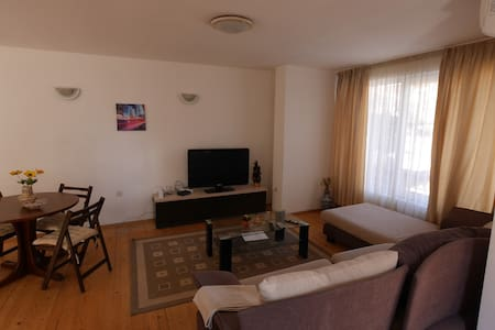 Spacious Apartment in Plovdiv Centre - Plovdiv - Huoneisto