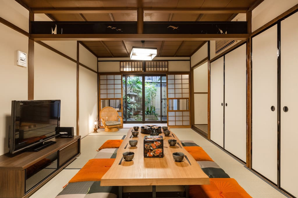 Main Japanese room