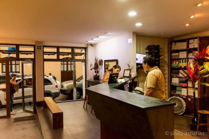 APARTAMENTO EN CENTRO HISTÓRICO DE RETALHULEU - Retalhuleu - 公寓
