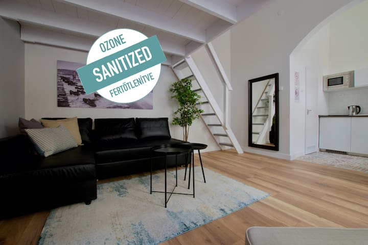 Hi5 Apartments 174 - Studio - the best location