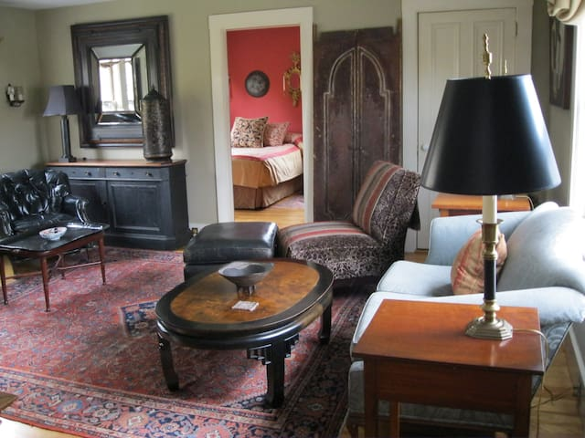 Apartment in Historic Home - Jaffrey - Apartemen