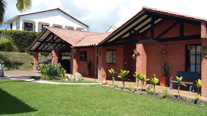 Countryside rooms near Manizales