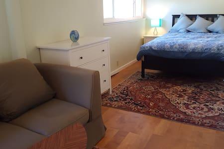 Upscale modern home in Davis - Davis