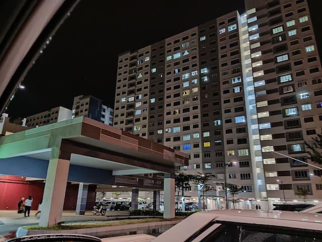 Adno Homestay Suria Apartment Batu Kawan Penang