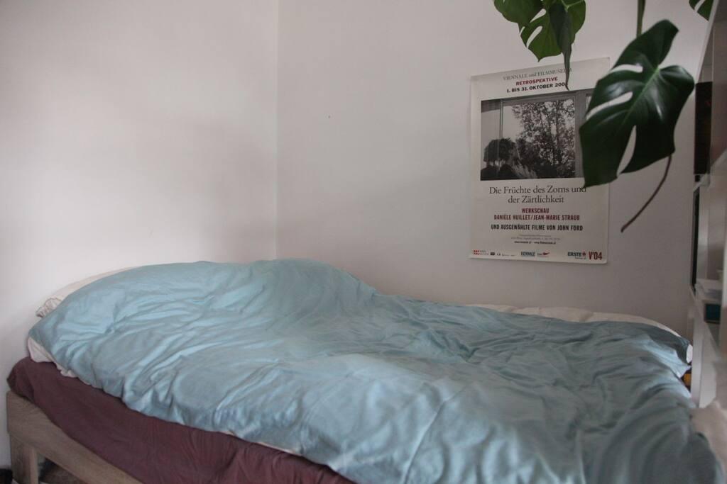 Schlafecke/ Bedcorner 140 x 200