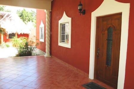 4 Bdrm Paradise at Villa Buenaflor - Izamal - Vila