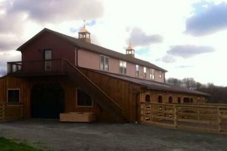 Alpaca Farm getaway