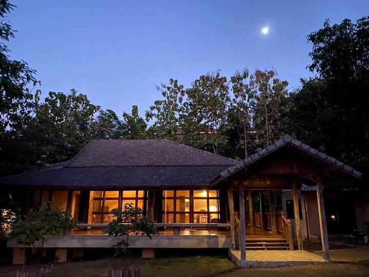 Mekong Cottage Chiang Khan แม่โขงคอจเทจ เชียงคาน