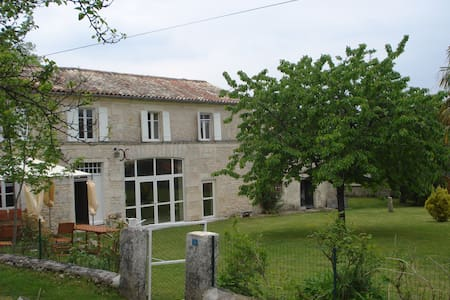 Villa des Romarins - Pons - Hus