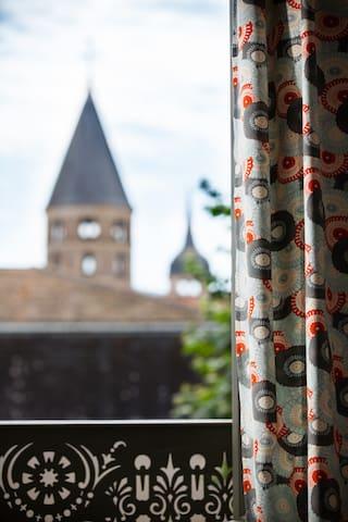 Le Clos de l'Abbaye Maison de Charme dans l'Abbaye