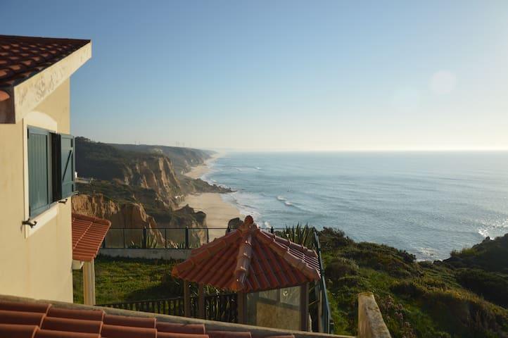 m4y - Casa da Atalaia - Stunning view to the Sea - Pataias - House