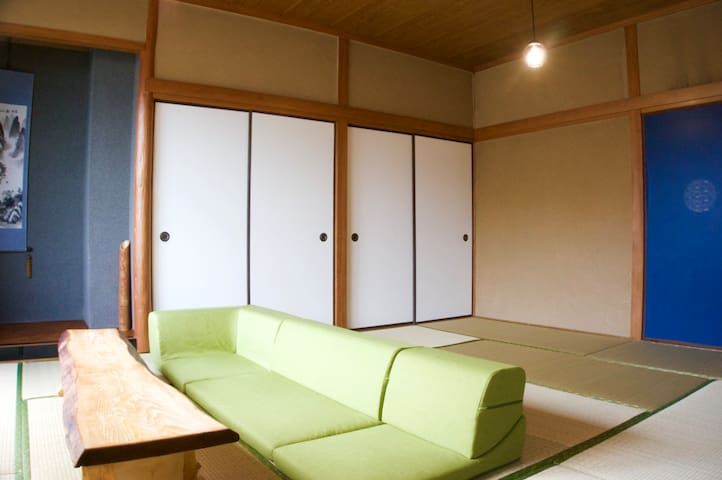<Kotonoha>Cozy&Clean Japanese room/Parking