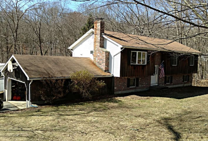 Recently Renovated House on Three Acres