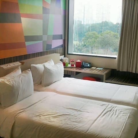 Superior Room at Genting Hotel, Jurong Singapore