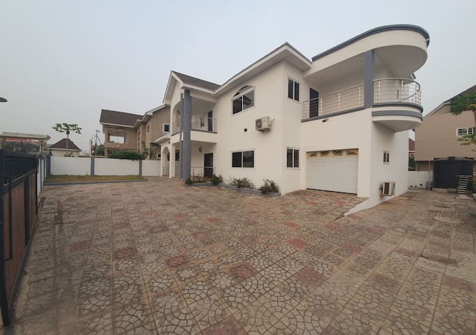 Affordable Luxury Living in East Legon