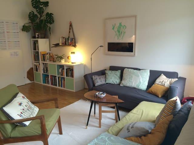 Apartamento comodo cerca al parque Augarten - Viena - Apto. en complejo residencial