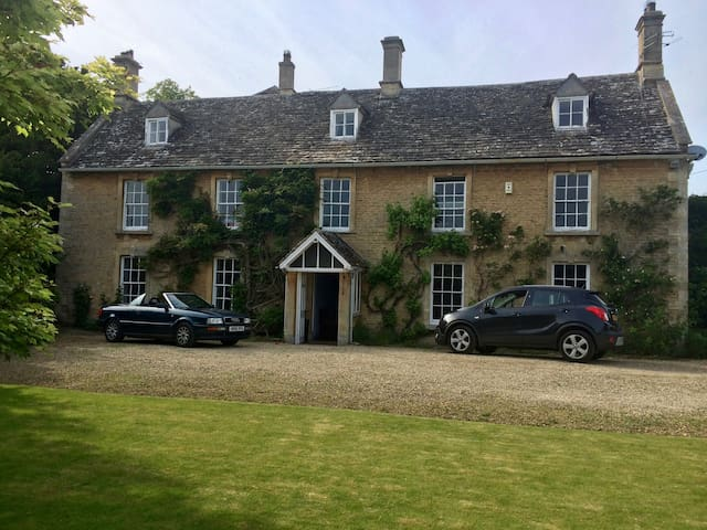 Beautiful Cotswold Georgian house - Lechlade  - Hus