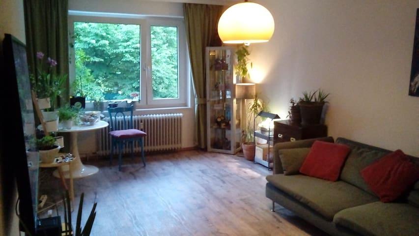 Zentral gelegenes Apartment in Hamburg Eimsbüttel☆
