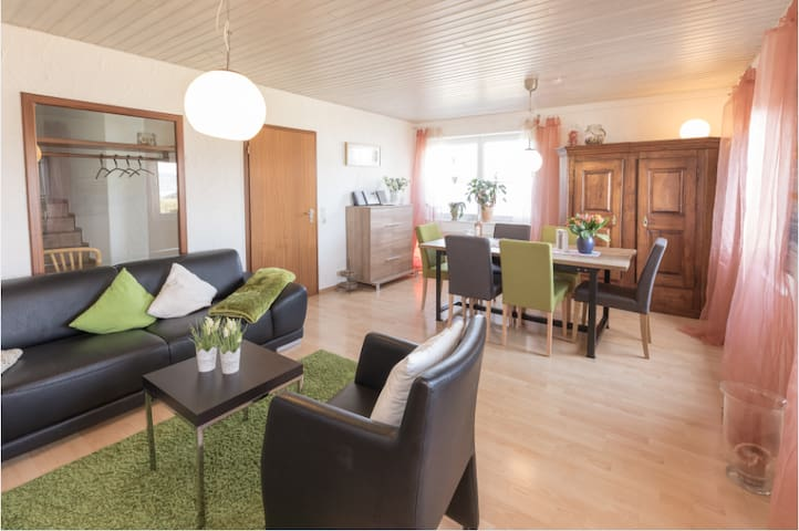 Appartementhaus Böhler (Reichenau), Appartement 1