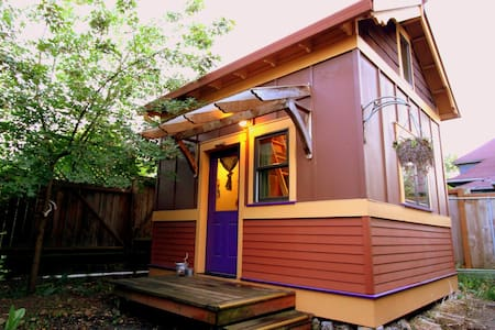 """Tiny Home"" in Cozy Woodlawn - Portland - House"