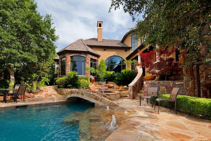 Lime Creek Estate - Volente - Huis