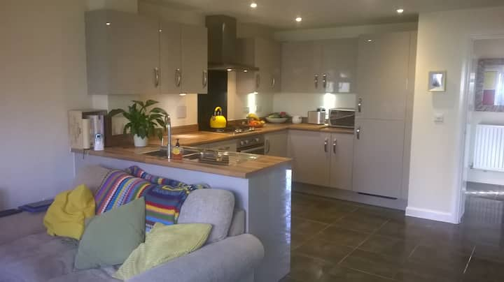 Large three bedroom family home